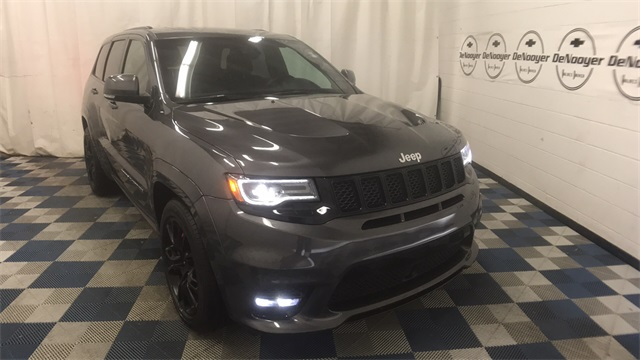 Pre Owned 2017 Jeep Grand Cherokee SRT